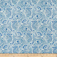 Liberty Fabrics Tana Lawn Abbey Road Blue