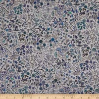 Liberty Fabrics Tana Lawn Shepherdly Song Green