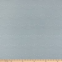 Riley Blake Fairy Edith String Lights Grey