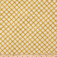 Riley Blake Glamping Plaid Ltmint
