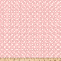 Penny Rose Storytime 30s Dots Pink