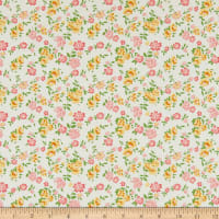 Riley Blake Granny Chic Sheets Yellow