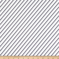 Riley Blake Something Borrowed Stripe Gray