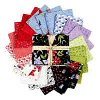 Home Again Fat Quarter Bundle, 21 Pcs.