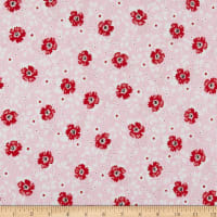 Penny Rose May Belle Floral Pink