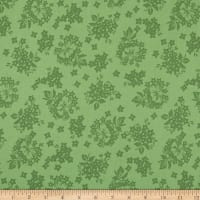 Penny Rose May Belle Tone On Tone Green