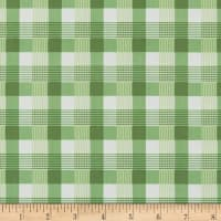 Penny Rose May Belle Plaid Green