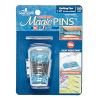 Tailor Mate Magic Pins In Designer Case 100pc