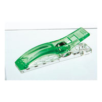 Clover Jumbo Wonder Clips (Green/24 pcs.)