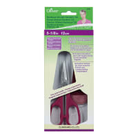 Clover Bordeaux Ultimate Scissors 130 with Nancy Zieman