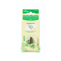 Clover Open Sided Thimble (M)