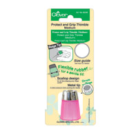 Clover Protect and Grip Thimble (M)