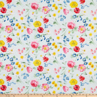 Penny Rose Afternoon Picnic Main Blue