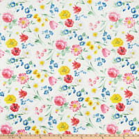 Penny Rose Fabrics-Afternoon Picnic Main Cream