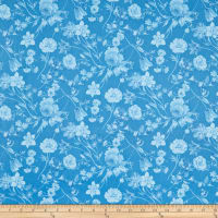 Penny Rose Fabrics-Afternoon Picnic Tonal Blue