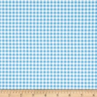 Penny Rose Fabrics-Afternoon Picnic Gingham Blue