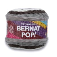 Bernat Pop! Yarn, Ebony & Ivory