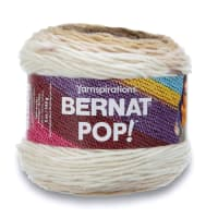 Bernat Pop! Yarn, Hot Chocolate