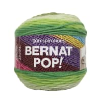 Bernat Pop! Yarn, Greenhouse