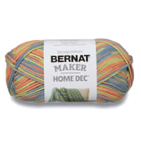 Bernat Maker Home Dec Yarn, Retro Varg