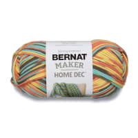 Bernat Maker Home Dec Yarn, Sunset Sea Varg