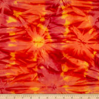 Benartex Bali Batiks Colorama II Cloud Flame