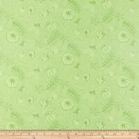 Contempo Thankful Autumnwind Green