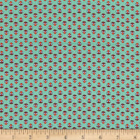 Benartex Orleans Georgette Green