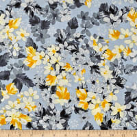 Kanvas Limoncello Bouquet Dove Gray