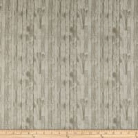 Benartex Born To Run Wood Plank Dark Grey