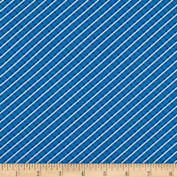 Benartex Home Grown Stripe Navy