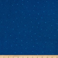 Benartex Home Grown Circle Dot Navy