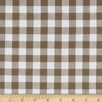 Contempo Warp & Weft Premium Yarn Dyes Checkerboard Gray