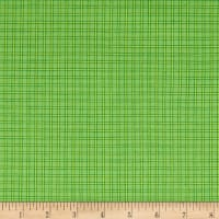 Contempo Warp & Weft Premium Yarn Dyes Tiny Plaid Green