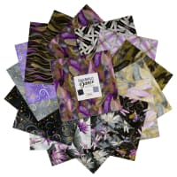 Kanvas Dragonfly Dance 10x10 Pack 42 Pcs Purple