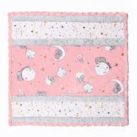 Shannon Minky Cuddle Kit Wee One Moonwalk Shell