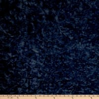 Shannon Minky Luxe Cuddle Dynasty Navy