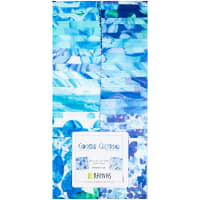 "Kanvas Color Calypso 40 2.5"" Strip-pies Blue"