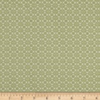 Benartex My Secret Garden Lace Green