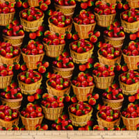 Kanvas Apple Gala Apple Baskets Black