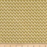 Kanvas Apple Gala Basket Weave Sienna Gold