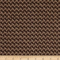 Kanvas Apple Gala Basket Weave Chestnut