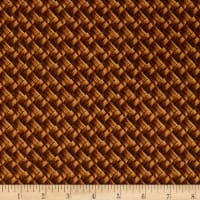 Kanvas Apple Gala Gala Basket Weave Acorn