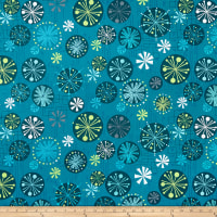 Contempo Fandangle Baubles & Bits Teal