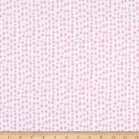 Contempo Fandangle Beaded Curtain Pink/White