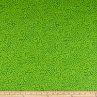 Contempo Fandangle Paper Cuts Green