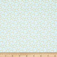 Contempo Little Friends Corners Aqua