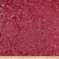 Bali Batik Stone Quarry Red Plum
