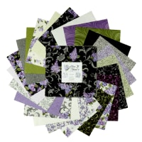 Benartex Lilacs in Bloom 10x10 Pack