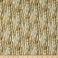 Kanvas Nature Walk Bark Texture White Wash